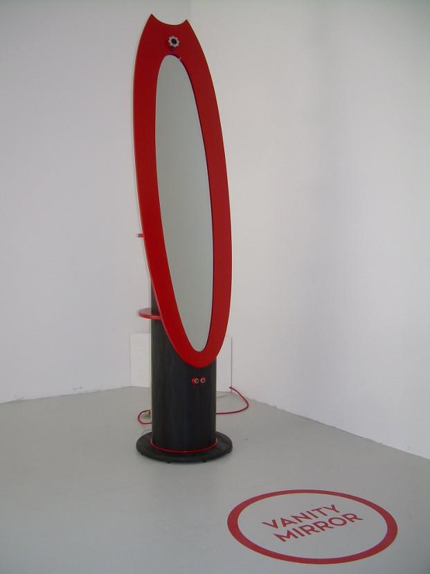 Sergio Balboni - Vanity Mirror